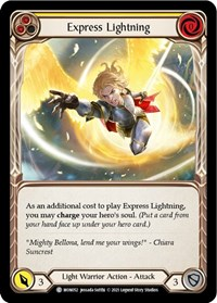 Express Lightning (Yellow)