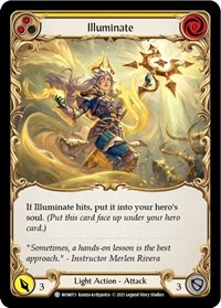 Illuminate (Yellow)