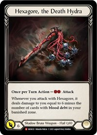 Hexagore, the Death Hydra