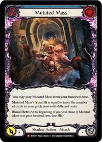 Mutated Mass