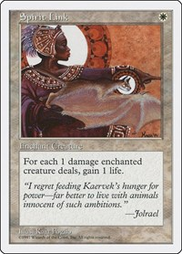 Spirit Link, Magic: The Gathering, Fifth Edition