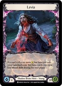 Levia // Levia, Shadowborn Abomination