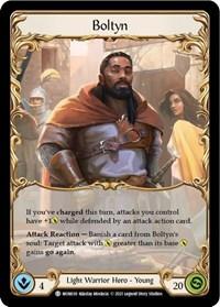 Boltyn // Ser Boltyn, Breaker of Dawn