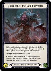 Blasmophet, the Soul Harvester // Ursur, the Soul Reaper