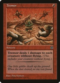 Tremor, Magic: The Gathering, Portal Second Age