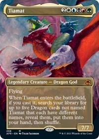 Tiamat (Borderless) (Foil)