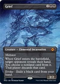 Grief (Borderless) (Foil)