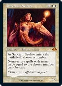 Sanctum Prelate (Foil)