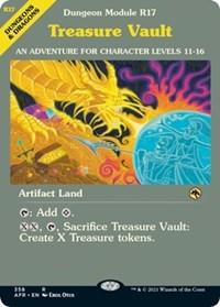 Treasure Vault (Dungeon Module)