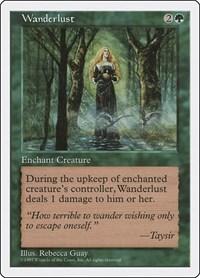 Wanderlust, Magic: The Gathering, Fifth Edition