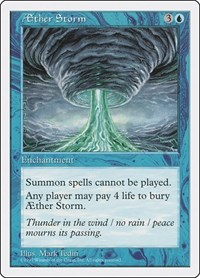Aether Storm, Magic: The Gathering, Fifth Edition