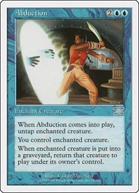 Abduction, Magic: The Gathering, Classic Sixth Edition