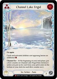 Channel Lake Frigid