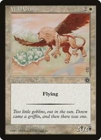 Wild Griffin, Magic, Portal Second Age