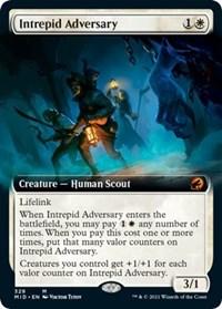 Intrepid Adversary (Extended Art)