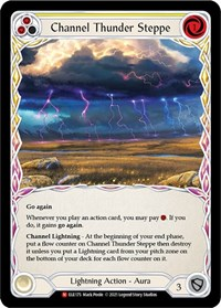 Channel Thunder Steppe