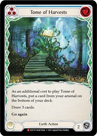 Tome of Harvests