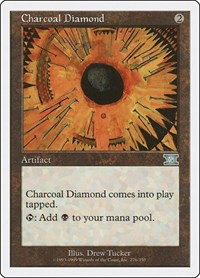 Charcoal Diamond, Magic: The Gathering, Classic Sixth Edition