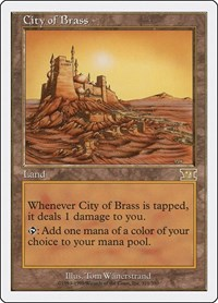 City of Brass, Magic: The Gathering, Classic Sixth Edition