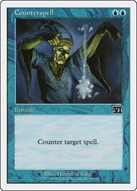 Counterspell, Magic: The Gathering, Classic Sixth Edition