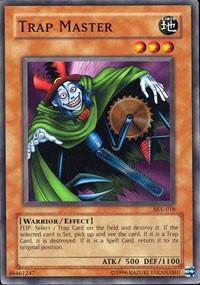 Trap Master, YuGiOh, Starter Deck: Kaiba Evolution