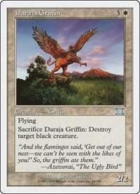 Daraja Griffin, Magic: The Gathering, Classic Sixth Edition