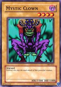 Mystic Clown, YuGiOh, Starter Deck: Yugi Evolution