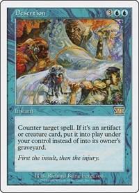 Desertion, Magic: The Gathering, Classic Sixth Edition