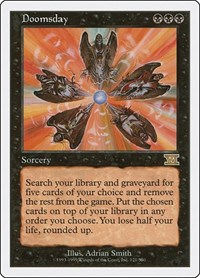 Doomsday, Magic: The Gathering, Classic Sixth Edition