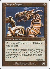 Dragon Engine, Magic: The Gathering, Classic Sixth Edition