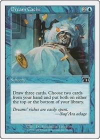 Dream Cache, Magic: The Gathering, Classic Sixth Edition