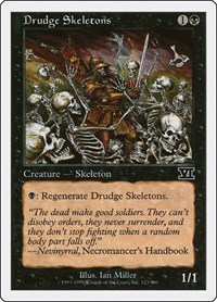 Drudge Skeletons, Magic: The Gathering, Classic Sixth Edition
