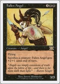 Fallen Angel, Magic: The Gathering, Classic Sixth Edition