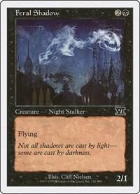 Feral Shadow, Magic, Classic Sixth Edition
