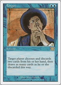 Forget, Magic, Classic Sixth Edition
