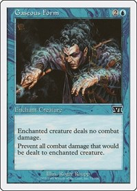 Gaseous Form, Magic: The Gathering, Classic Sixth Edition