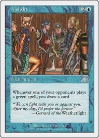 Insight, Magic, Classic Sixth Edition