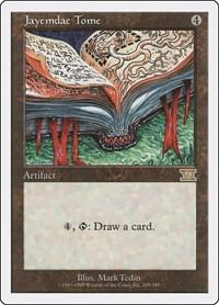 Jayemdae Tome, Magic, Classic Sixth Edition