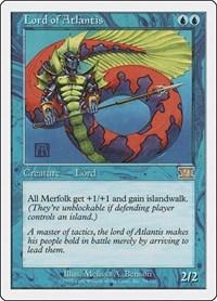 Lord of Atlantis, Magic: The Gathering, Classic Sixth Edition