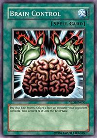 Brain Control, YuGiOh, Starter Deck: Jaden Yuki