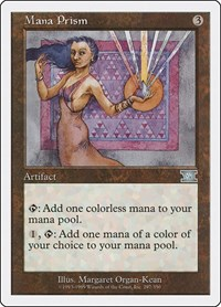 Mana Prism, Magic: The Gathering, Classic Sixth Edition