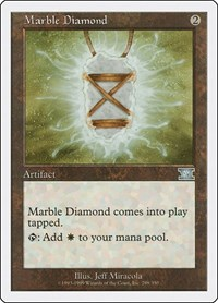 Marble Diamond, Magic: The Gathering, Classic Sixth Edition