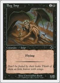 Bog Imp, Magic: The Gathering, Starter 1999