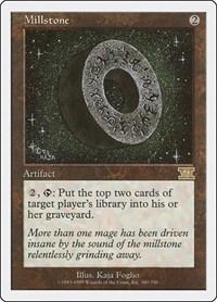 Millstone, Magic, Classic Sixth Edition
