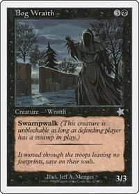Bog Wraith, Magic: The Gathering, Starter 1999