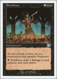 Pestilence, Magic: The Gathering, Classic Sixth Edition