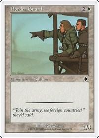 Border Guard, Magic: The Gathering, Starter 1999