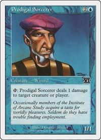 Prodigal Sorcerer, Magic: The Gathering, Classic Sixth Edition