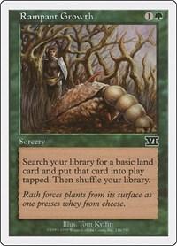 Rampant Growth, Magic: The Gathering, Classic Sixth Edition