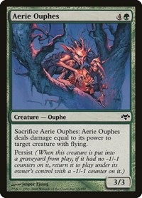Aerie Ouphes, Magic: The Gathering, Eventide